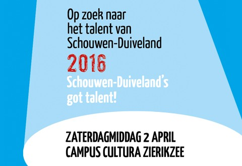 Schouwen-Duiveland's Got Talent 2016 #SDGT