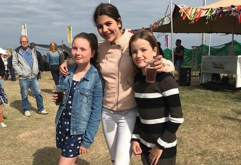 Top3 van Schouwen-Duiveland's Got Talent schittert op Smaak aan Zee