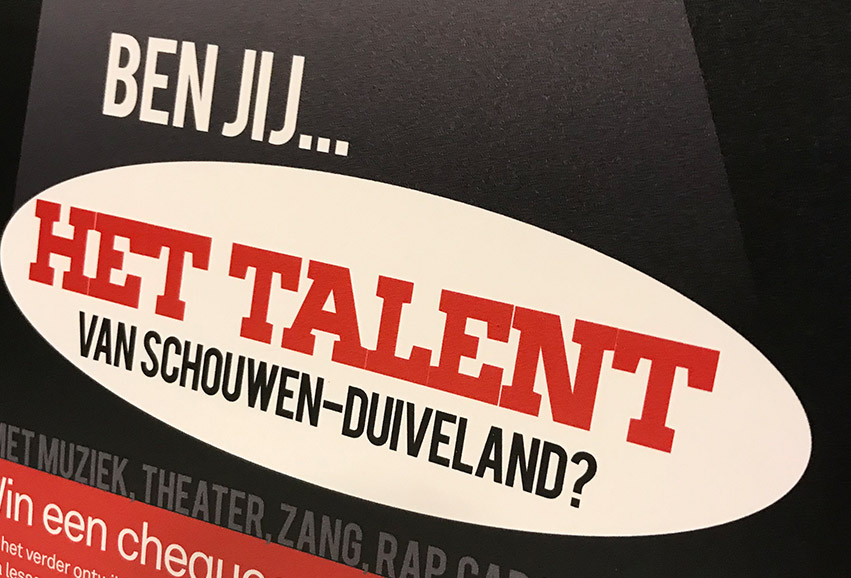 Try-out en finale van Het Talent geannuleerd