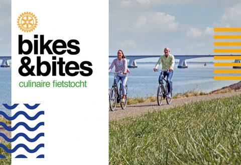 Bikes&Bites; de culinaire fietstocht over Schouwen-Duiveland